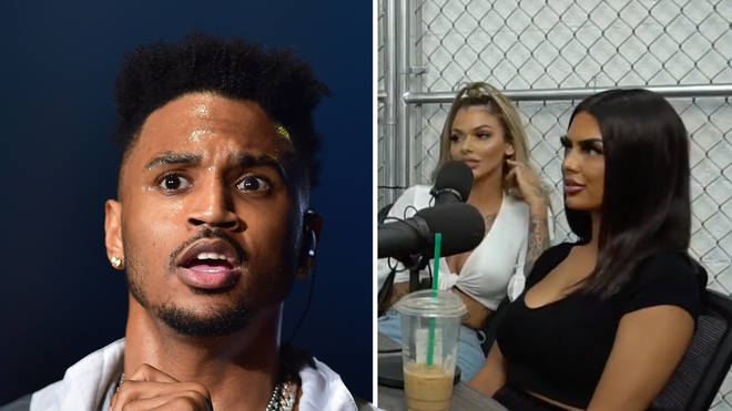 Trey Songz accused of shock sexual behaviour by Celina Powell's friend
