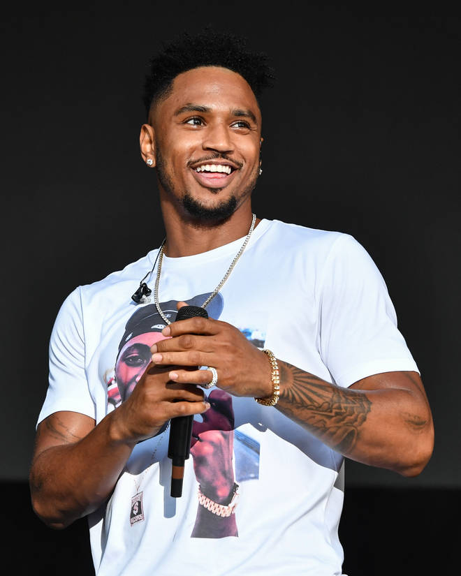 Trey Songz had his named dragged into the latest No Jumper episode with Celina Powell and her friend, Aliza.