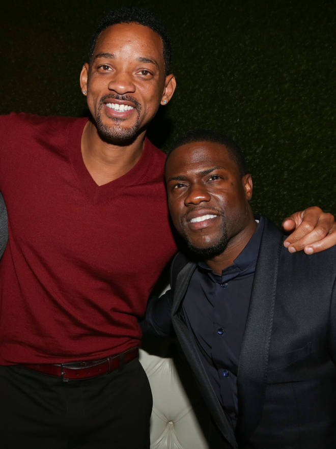 Will Smith & Kevin Hart set to star in classic 80's film remake