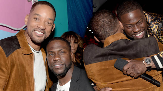 Will Smith & Kevin Hart team up for classic 80's film remake