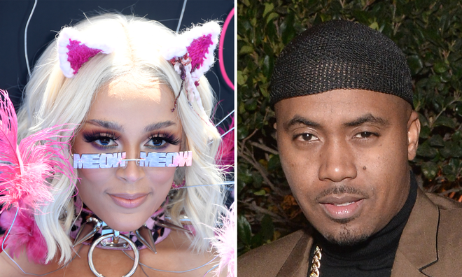 Doja Cat trolls Nas with new song title after rapper dissed her