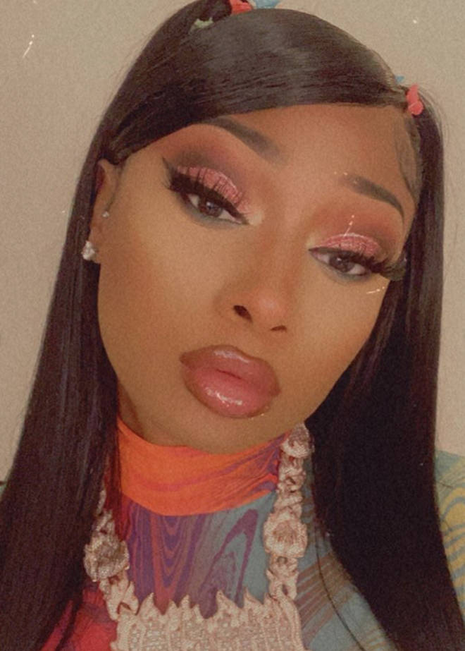 Megan Thee Stallion claimed Tory Lanez shot her following a verbal dispute