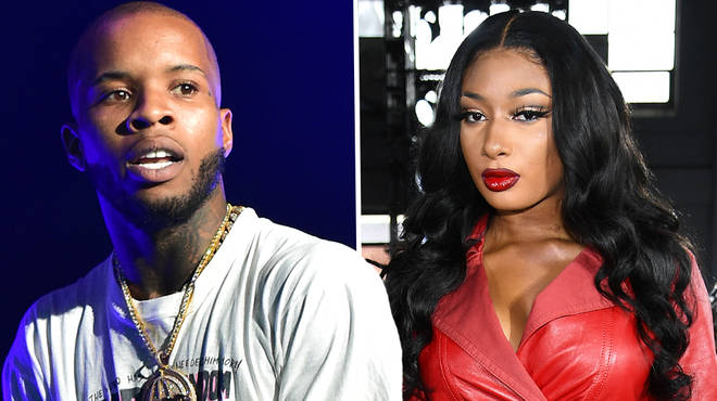 Tory Lanez 'blames' Megan Thee Stallion in alleged reaction to shooting