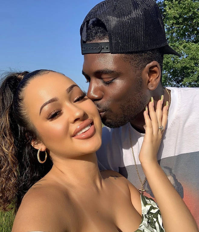 Marcel recently announced he's expecting a baby boy with his fiancee Rebecca Vieira.