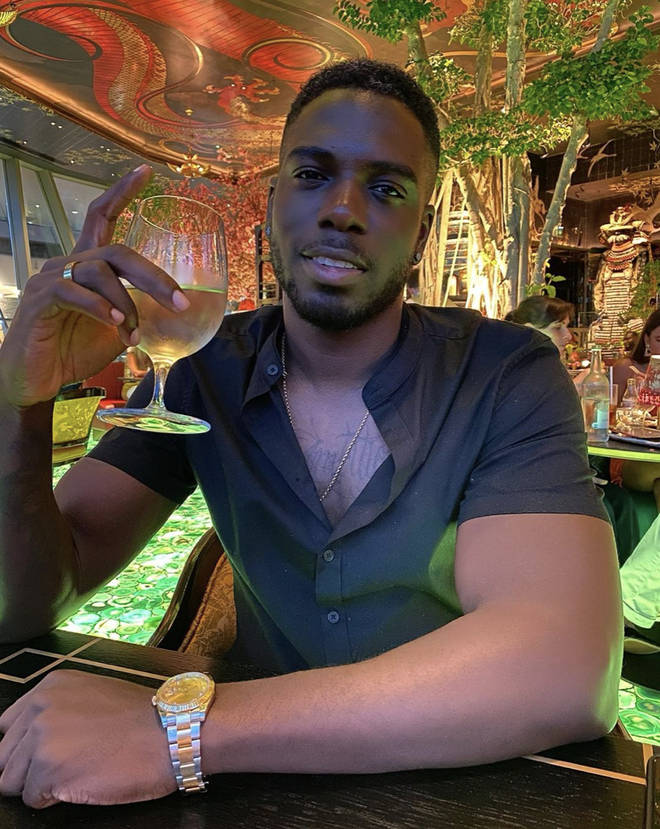 Love Island star Marcel Somerville was held at knifepoint while travelling with a friend around east London over the weekend, reports claim.