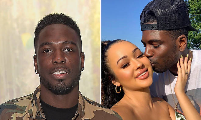 Love Island's Marcel Somerville 'attacked with machete' by masked gang