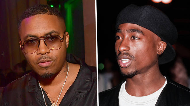 Nas recalls addressing his beef with Tupac in final talk before his death