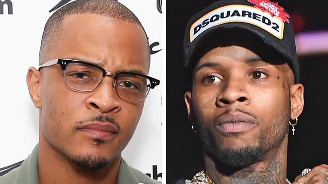 T.I. calls out Tory Lanez over response to Megan Thee Stallion shooting