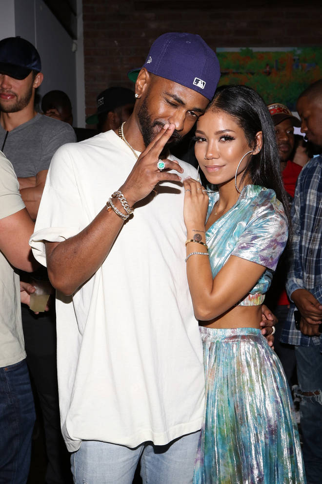 Big Sean and Jhené Aiko dated 2016 to 2019.