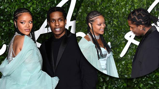 Rihanna & A$AP Rocky spark dating rumours with flirty new videos