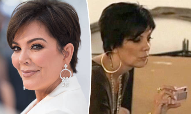 "Kris Jenner to trademark ""You&squot;re doing amazing sweetie"" catchphrase"