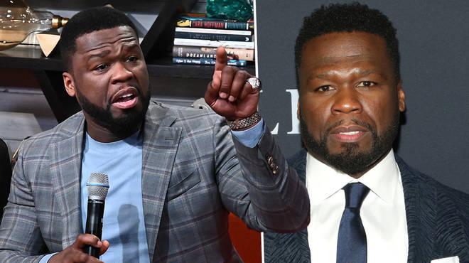 """50 Cent says cancel culture&squot;s """"biggest target is heterosexual men"""""""