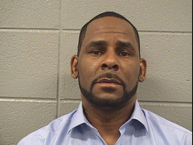 Back in 2019, R Kelly turned himself in at the Cook County Jail