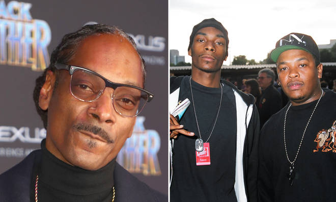 Snoop Dogg posts epic throwback with Dr. Dre & The D.O.C