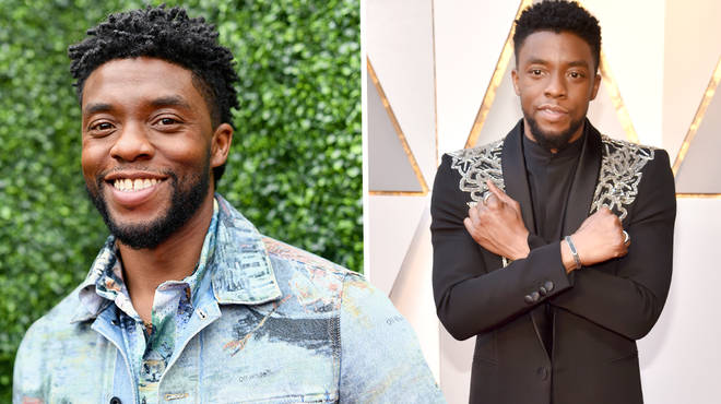 Chadwick Boseman dies aged 43 after four year cancer battle