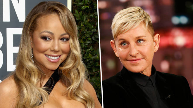 Mariah Carey felt 'uncomfortable' during Ellen DeGeneres pregnancy reveal