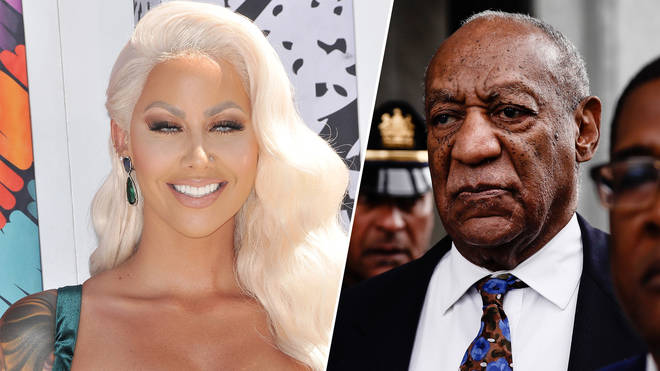 Amber Rose, Bill Cosby.