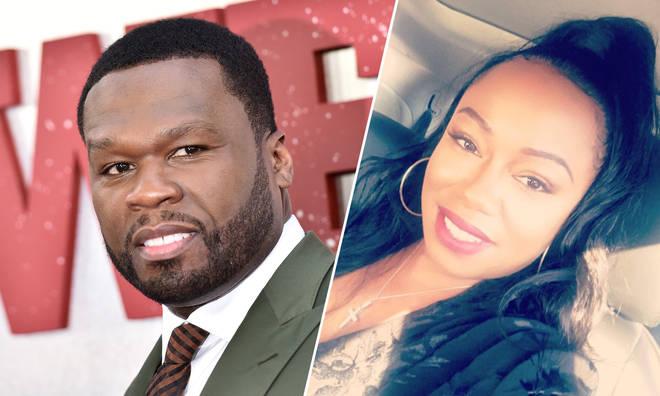 50 Cent, Shaniqua Tompkins.