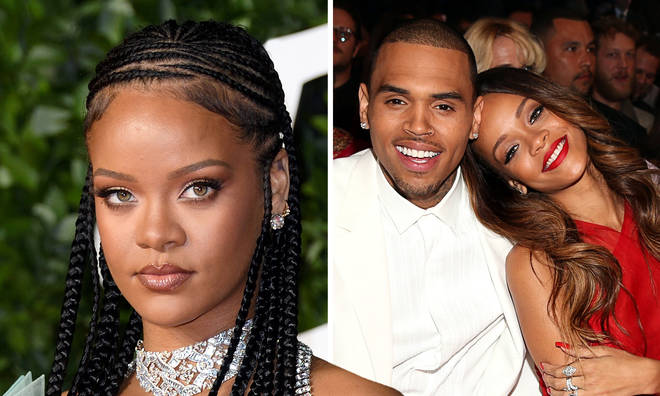 Rihanna opens up about her relation ship with Chris Brown in resurfaced interview.