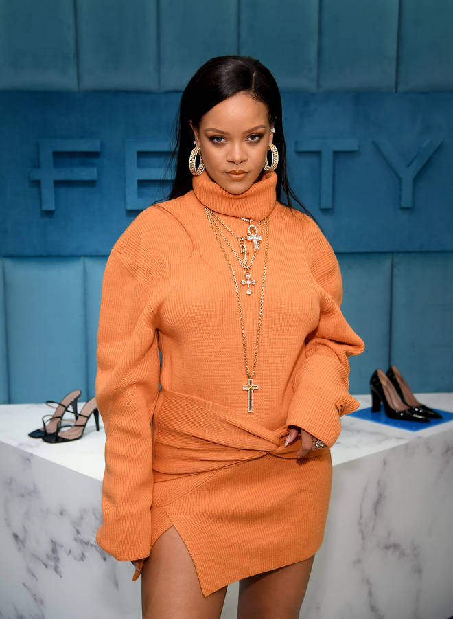 Rihanna's rep said the star suffered no major injuries and she is healing quickly.