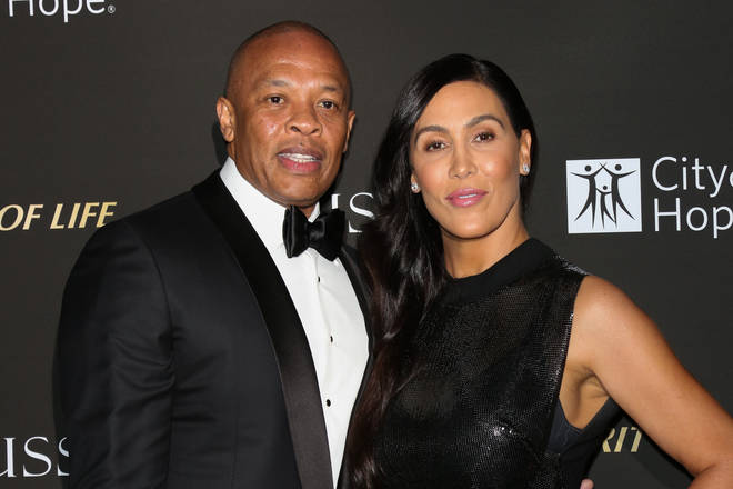 Nicole Young filed for divorce from Dr. Dre earlier this year after 24 years of marriage.