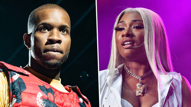 Tory Lanez 'apologises' to Megan Thee Stallion after shooting