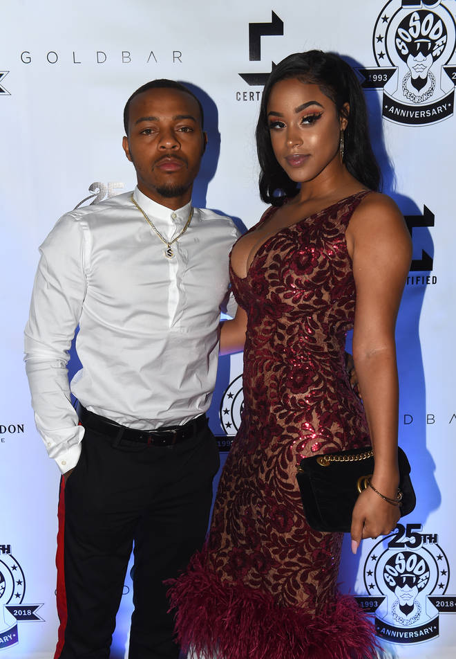 Bow Wow and Kiyomi Leslie reportedly split last year February