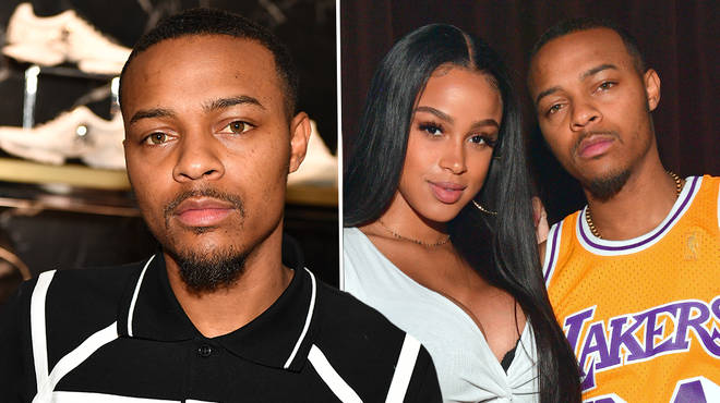 """Bow Wow allegedly """"punched"""" pregnant ex Kiyomi Leslie, leaked audio reveals"""