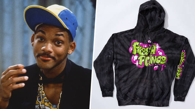Fresh Prince Of Bel-Air clothing line drops on show's 30th anniversary