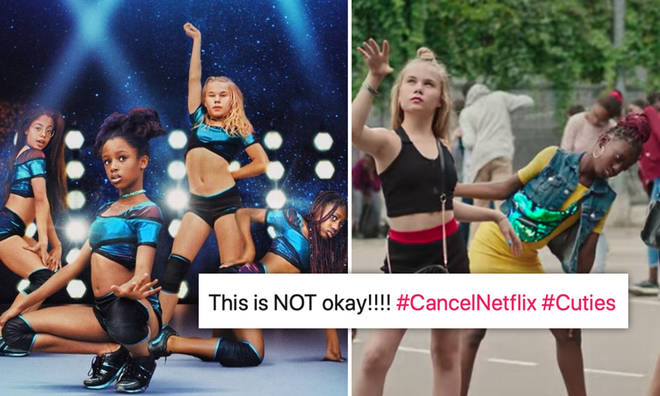 Netflix viewers cancel subscriptions over 'sexualised' film Cuties.