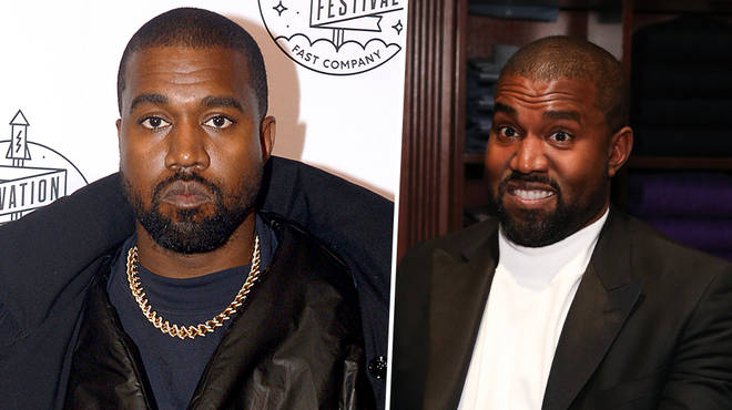 "Kanye West hails himself ""the new Moses"" & calls music industry a ""slave ship"""