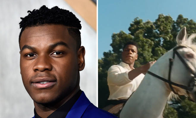 John Boyega quits Jo Malone role after being axed from Chinese advert.
