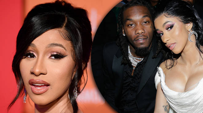 Cardi B files for divorce from husband Offset following cheating rumours