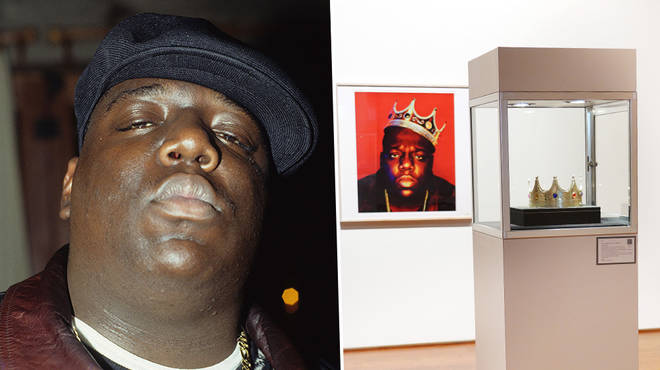 Biggie's '$6 plastic crown' sells at auction for nearly $600k