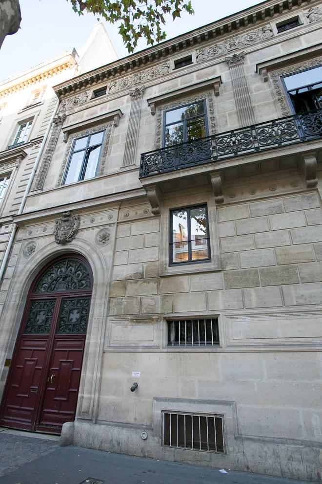 Kim Kardashian was robbed at this luxury apartment during Paris Fashion Week, back in 2016