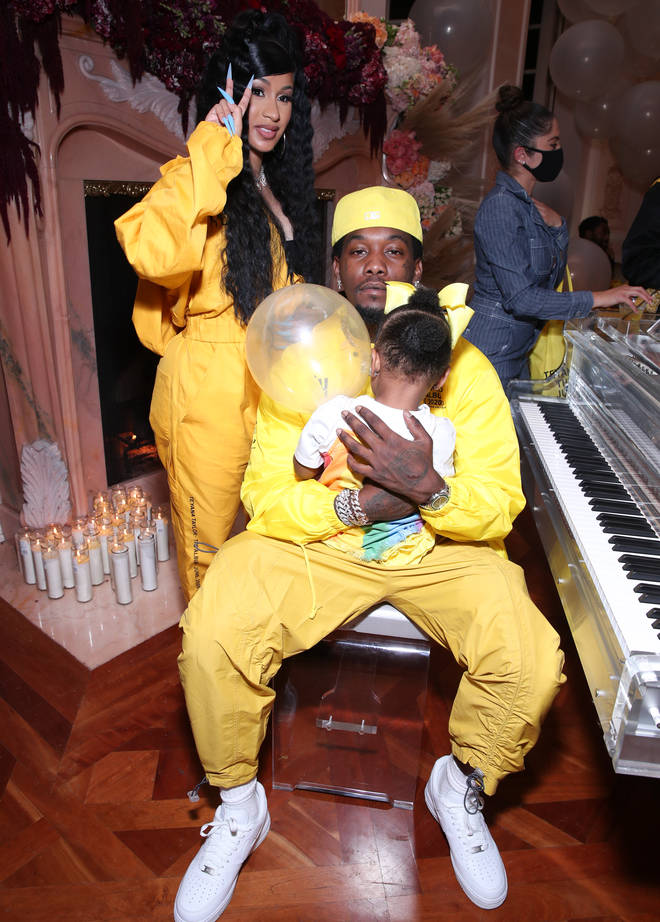 Cardi is reportedly seeking a joint custody agreement with Offset of their daughter, Kulture.