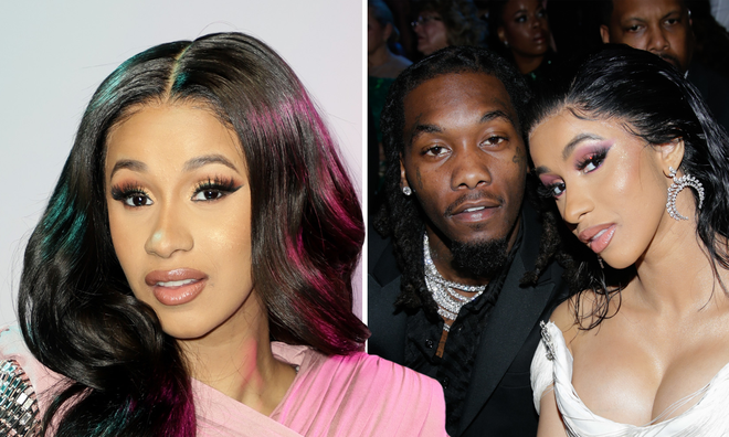Cardi B explains real reason behind shock Offset divorce.