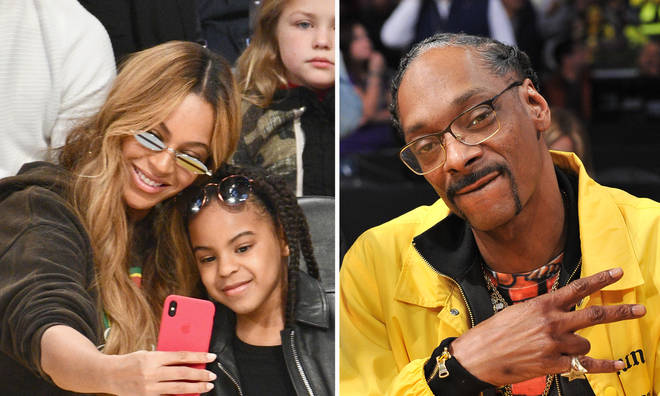 Blue Ivy hilariously roasts Beyoncé over her corny Snoop Dogg joke.