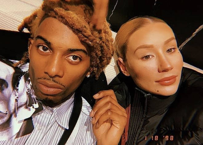 Iggy Azalea and Playboi Carti have been dating on and off since 2018