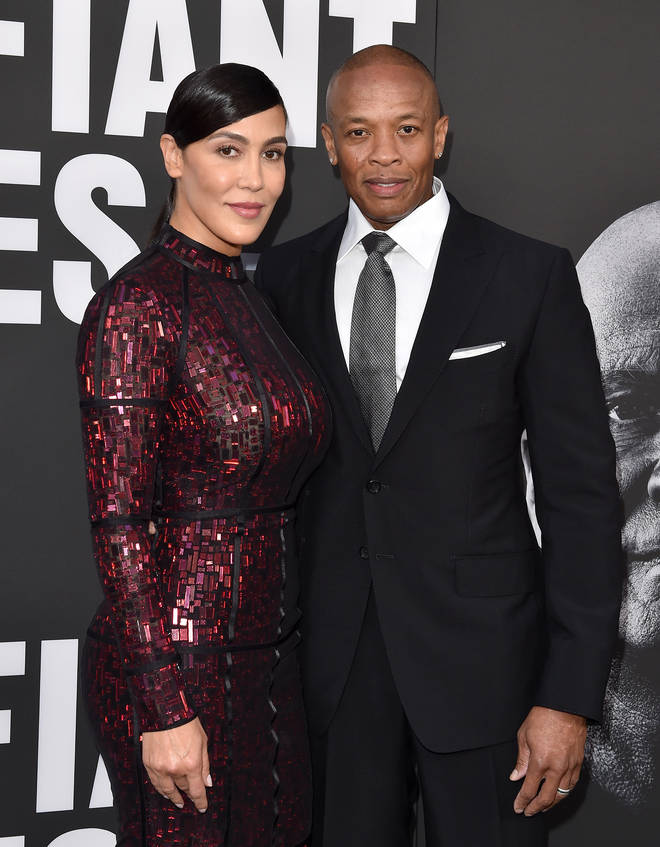 Dr. Dre and his estranged wife Nicole Young are in the midst of a bitter divorce.