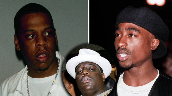 Jay-Z's beef with Tupac was sparked over Biggie Song, claims Irv Gotti
