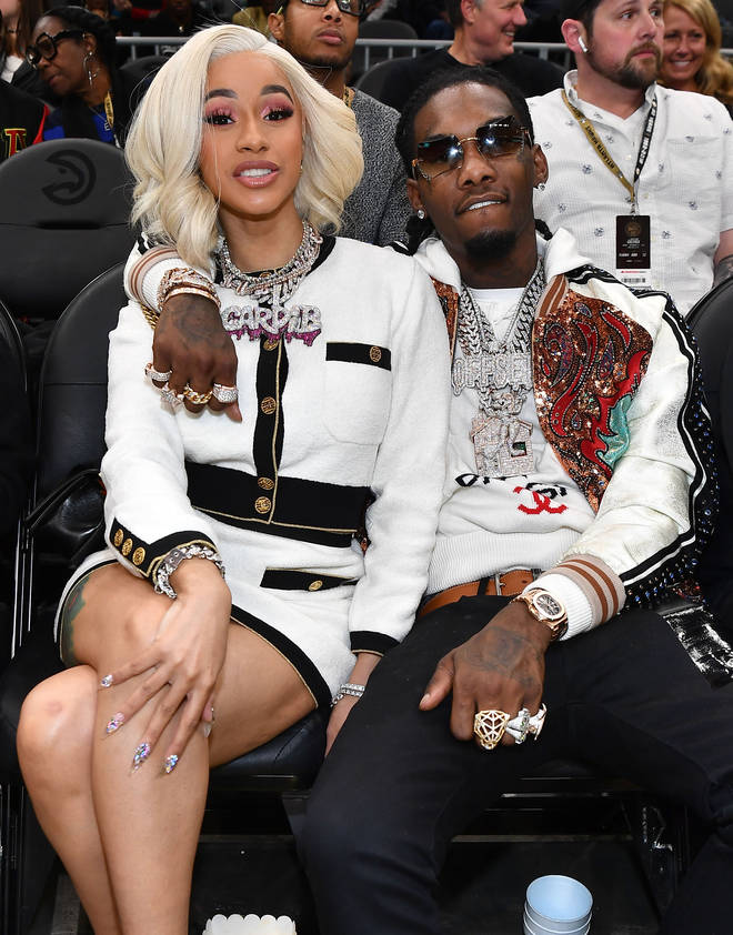 Cardi B and Offset got secretly married in 2017 and had a private ceremony