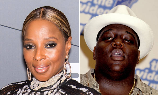 "Mary J. Blige recalls first time meeting ""sweet and fun"" Biggie."