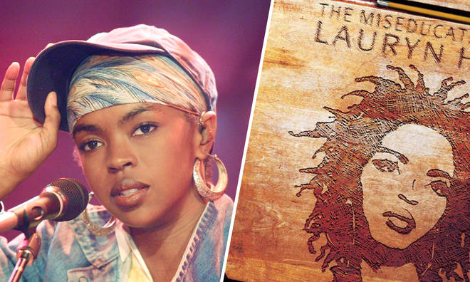 'The Miseducation Of Lauryn Hill' named greatest rap album of all time.