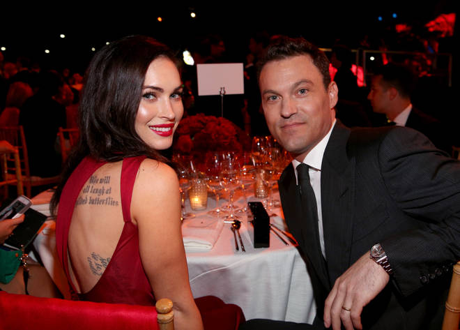 Megan Fox and Brian Austin Green got engaged in 2006. They are now separated.