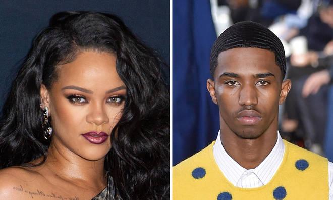 Rihanna's Savage X Fenty is launching men's underwear.