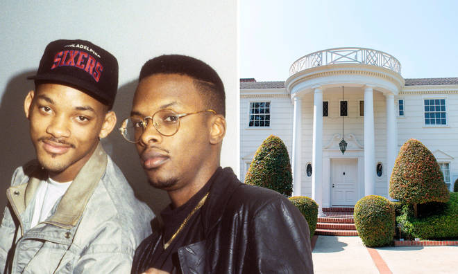 Will Smith & DJ Jazzy Jeff give tour of 'Fresh Prince of Bel-Air' mansion.