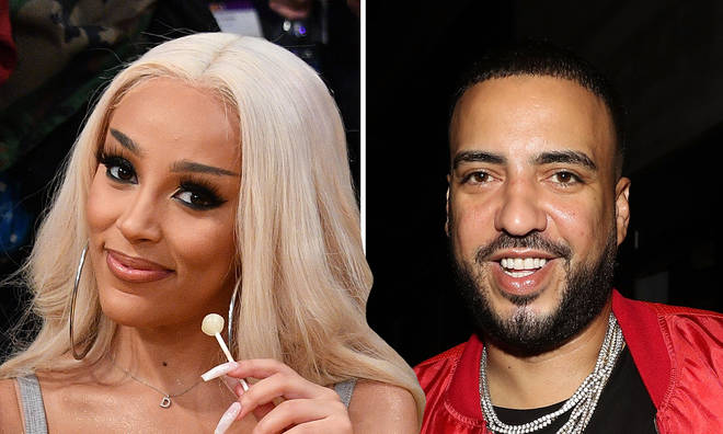 Doja Cat and French Montana spark dating rumours with yacht footage.