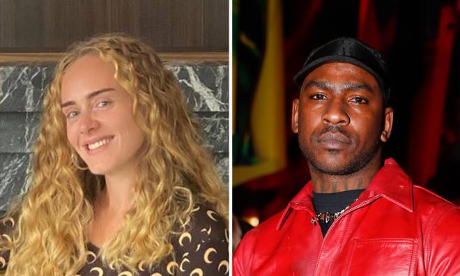 Adele 'gifts rumoured boyfriend Skepta £16,000 birthday present'.