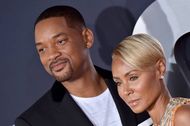 Will and Jada wed back in 2017, but briefly separated for a short amount of time.